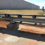 Trough Belt Conveyor System