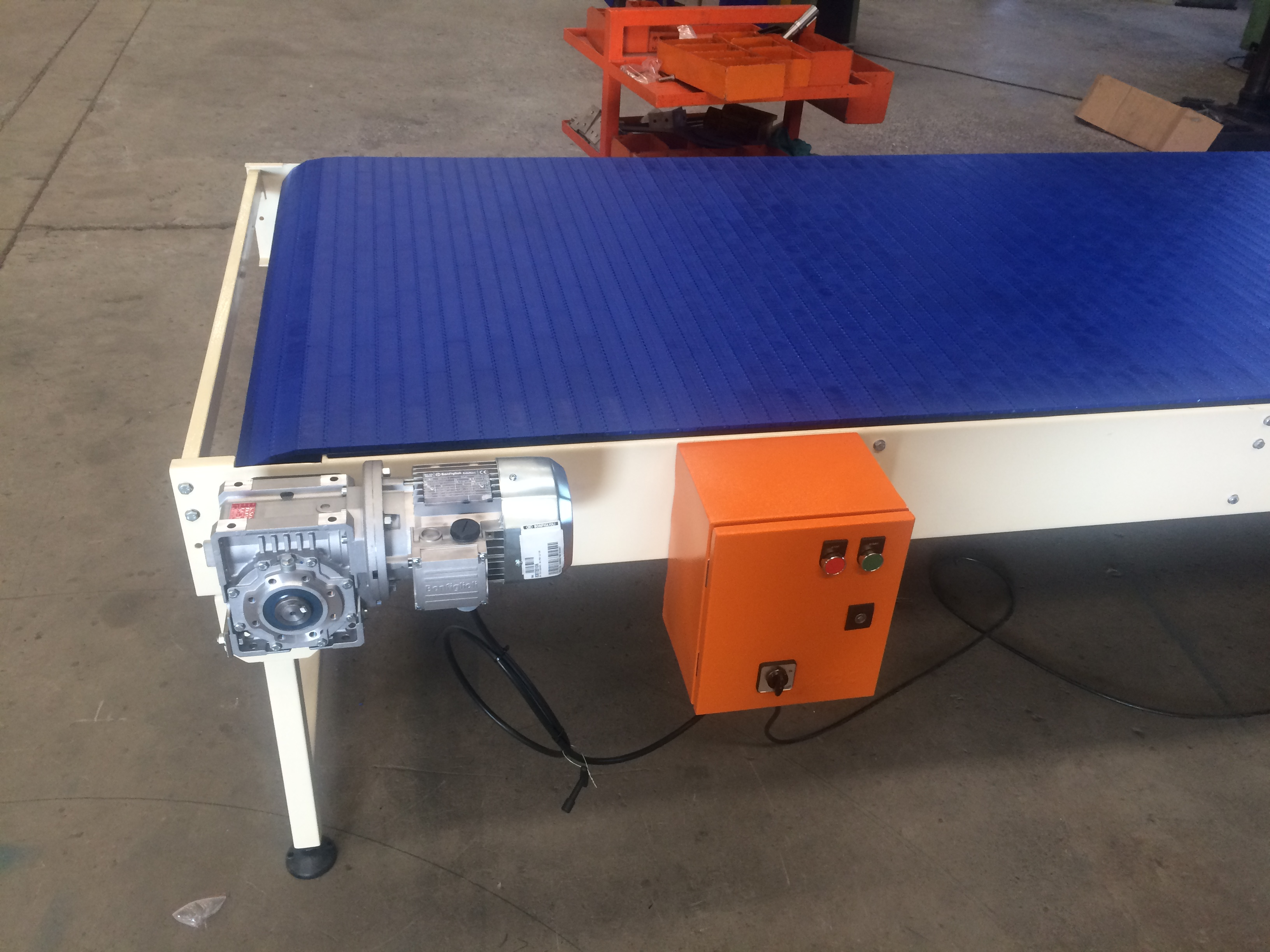 New gallery of our conveyor systems in South Africa
