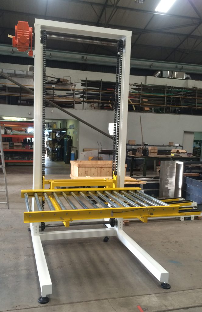 crate conveyor manufacturers