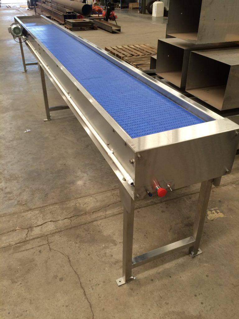plastic modular conveyor suppliers